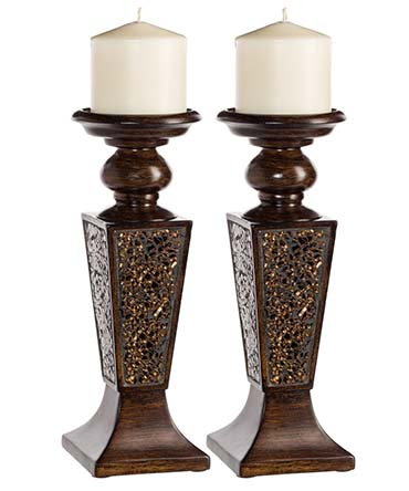 Creative Scents Decorations Candle Holder