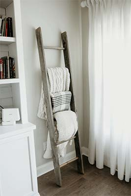 Best Blanket Ladders