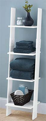 Zenna Home Decorative Ladder Shelf