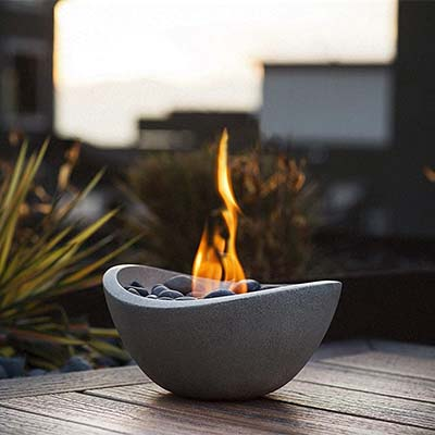 Terra-Flame Fire Bowl